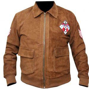 Ryo Hazuki Shenmue Real Leather Jacket