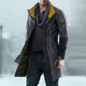 Markus Detroit Become Human Cosplay Coat