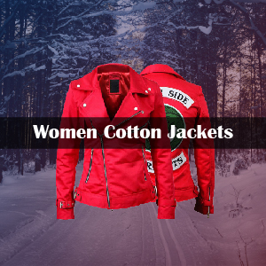 Womens Cotton Jackets