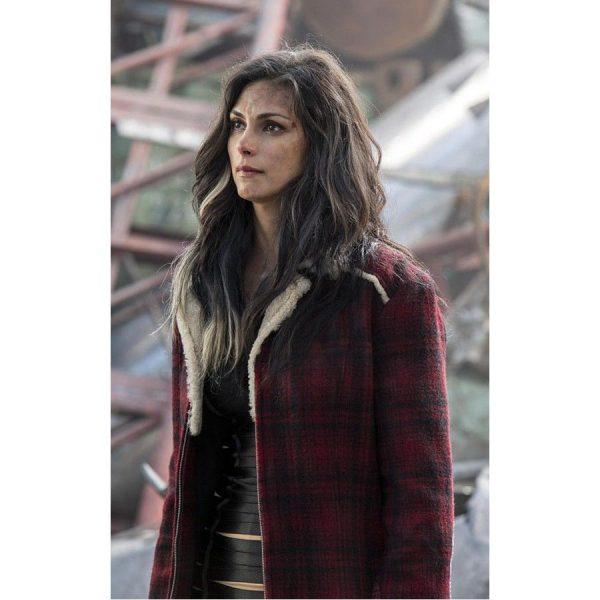 Vanessa Jacket Dead Pool Fur Shearling Coat For Women's