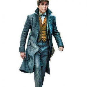 Brand New Fantastic Beasts 2 Crimes Of Grindelwald Newt Scamander Coat