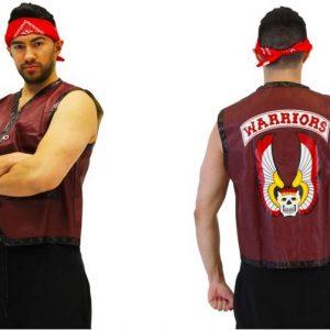 The Warriors Movie Vest