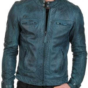 Cafe Racer Jacket
