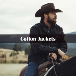 Cotton Jackets